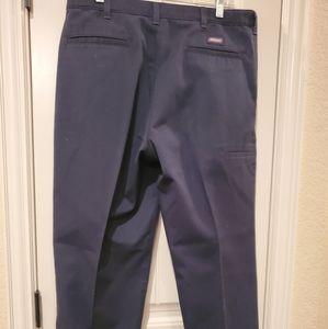 Dickies Blue pants 36x30